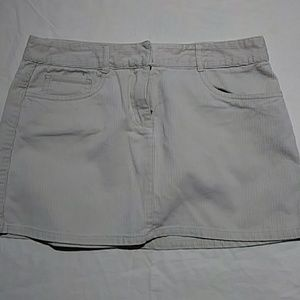 RUBBISH Corduroy Skirt Juniors Size 5